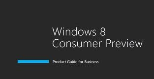 Consumer Preview of Microsoft Windows 8  Three Assessments
