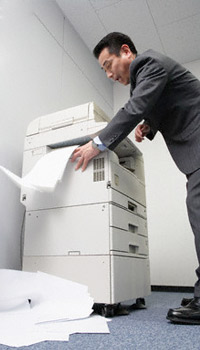 multifunction printer - copier and user - need service or support for your MFP?