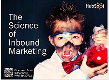 Inbound vs outbound marketing, Our experience with Hubspot
