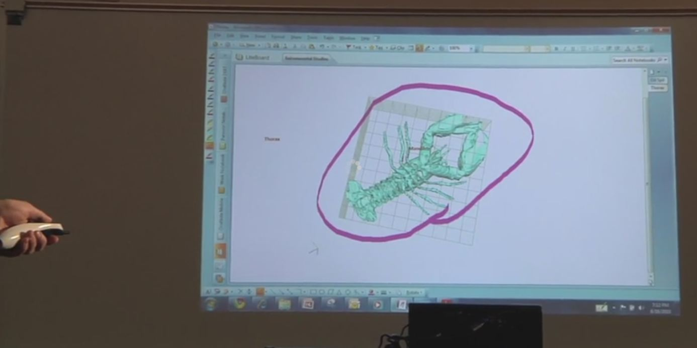 Interactive Projectors Replace Smart Boards (Video)