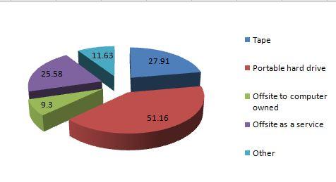 IT Network Backup   IT Survey