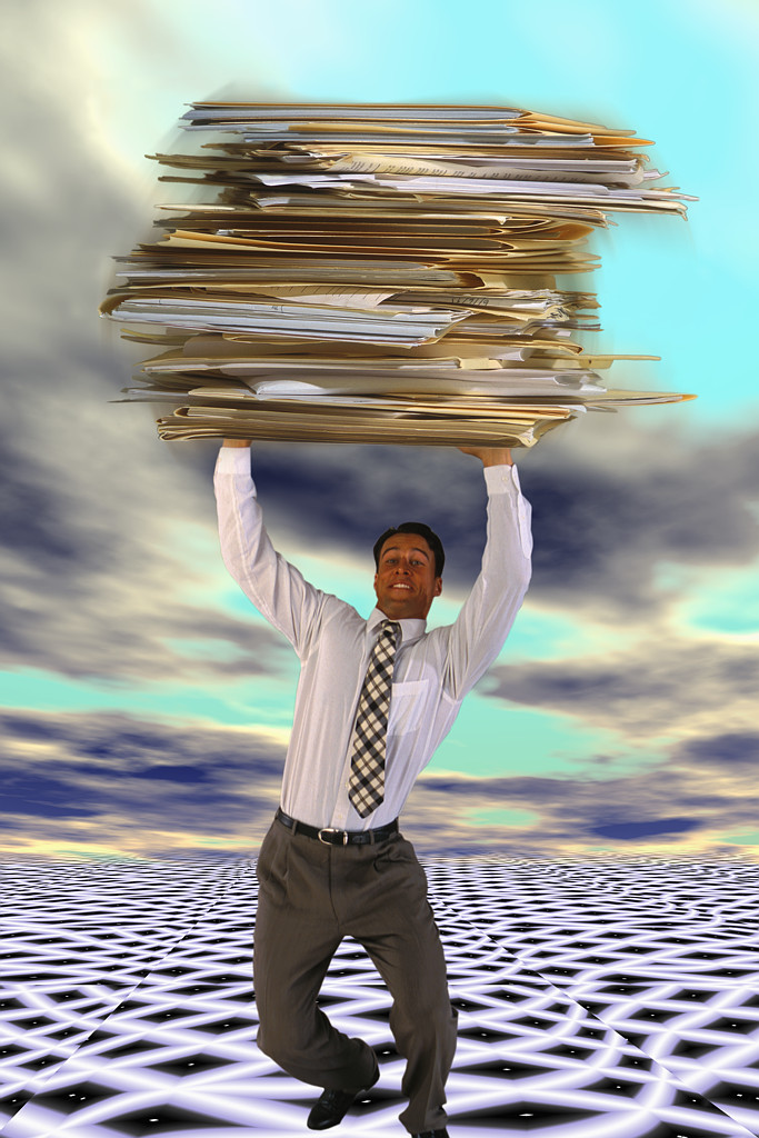 5 Rules For Going Paperless