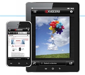 Kyocera Canada Launches New Mobile Print App for Apple and Android