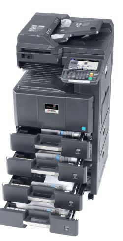 Kyocera Canada Adds New 25 ppm Colour MFP
