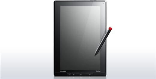 Living With a Lenovo Thinkpad Tablet