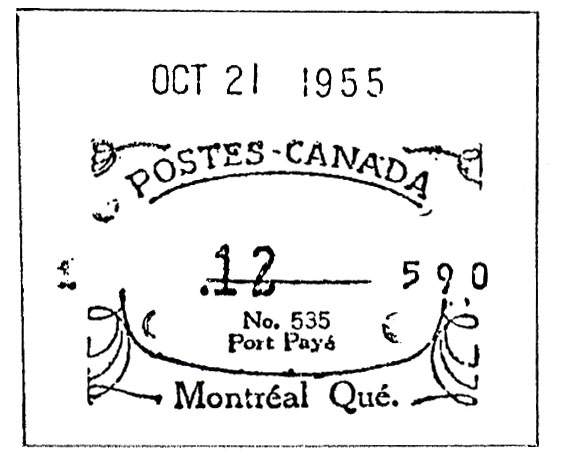 Review Your Canadian Postage Machine Contract in Light of New Rates