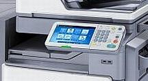 Samsung CLX-9250DN Controls