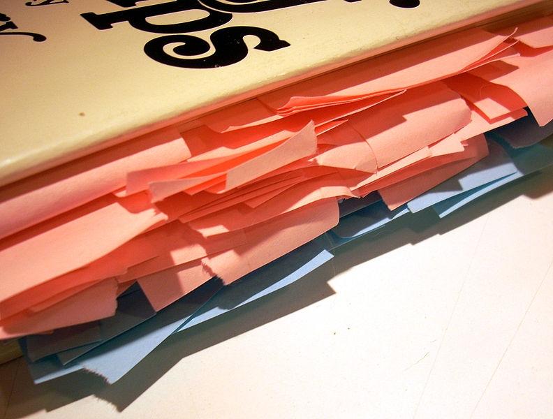 Document filing