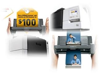 Kodak Scanners