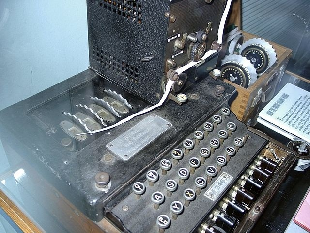 Enigma-printer-