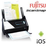 Fujitsu IX500 ScanSnap wireless scanners let you scan to iPhone or Android