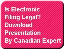 Legal Use of DM in Canada Button