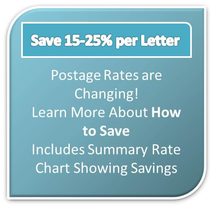 Canadian Postage Rate Savings with FP Postage Meter