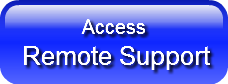 Access remote support button