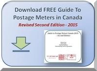 Download Free Canadian Guide to Postage Meters Canada